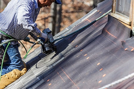 Inspect Your Roof Before Winter