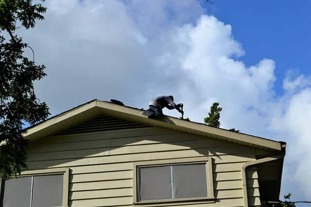 How To Remove Roof Shingles Completely