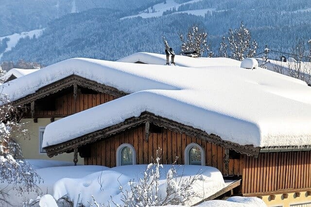 Prepare Your Roof For Snow and Ice