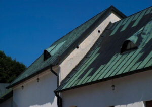 Copper Roof